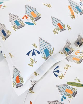 Cabana Percale Sheets By Hable Construction