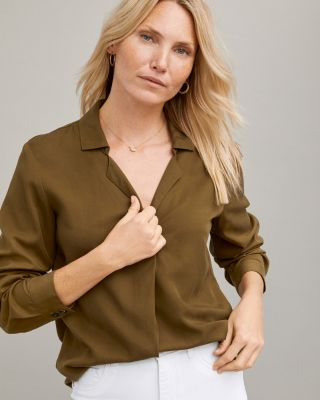 Relaxed TENCEL Tailored Top