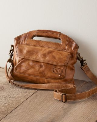 BEDSTU Greenway Leather Cross-Body Bag