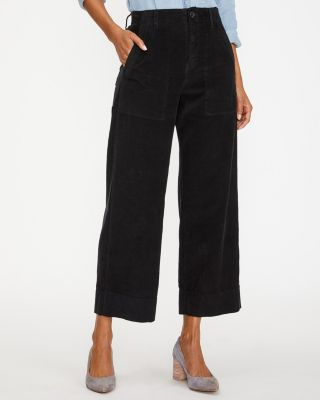 Velvet by Graham & Spencer Cropped Corduroy Pants