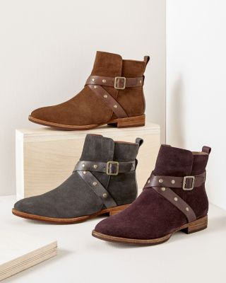 Kork-Ease Kenai Suede Boots