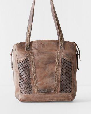 BEDSTU Amelie Leather Tote Bag