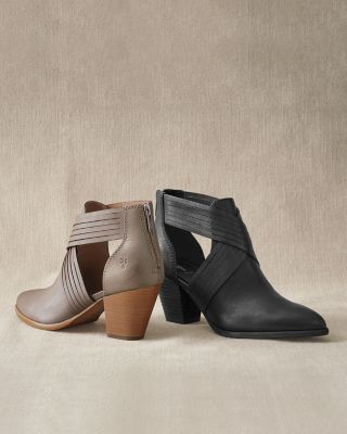 Frye Reed Horizon Leather Booties