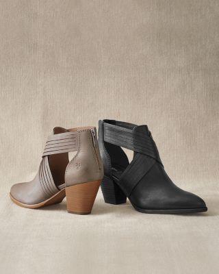 Frye Reed Horizon Leather Booties