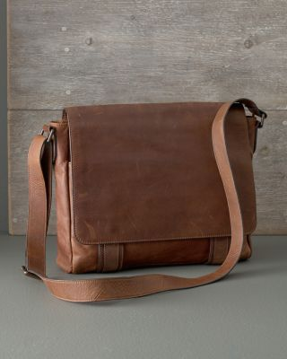 Men's Frye Logan Messenger Bag
