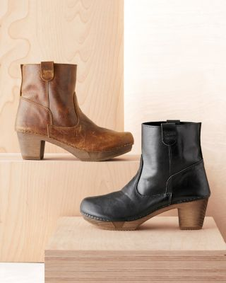 Sanita Juna Leather Boots