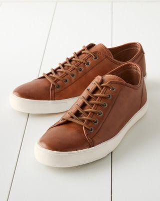 Men's Frye Brett Leather Sneakers