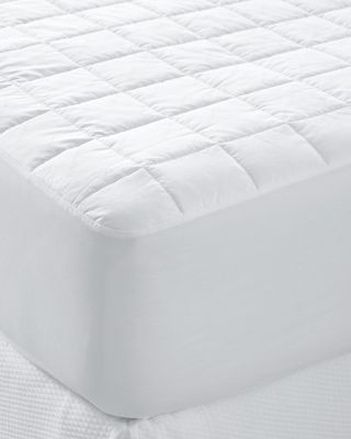 Garnet Hill Signature Recycled-Down-Alternative Mattress Pad