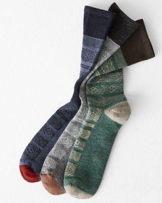 Men's Baja Wool & Alpaca Socks by Sockwell