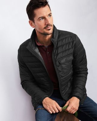 Men's Atmosphere Recycled Nylon Packable Jacket by Faherty