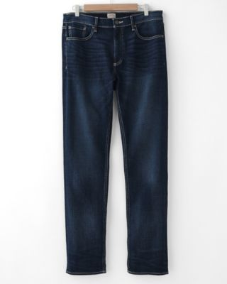 Men's Ocean Washed Denim Jeans by Faherty