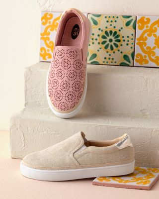 Girls' Dr. Scholl's Madison Slip-On Sneakers