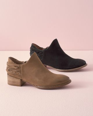 Seychelles Amused Leather Ankle Boots