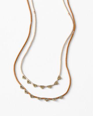 Satomi Studio Lucky Loop Necklace
