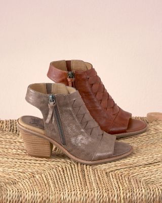 Sofft McKenna Leather or Suede Shoe Booties