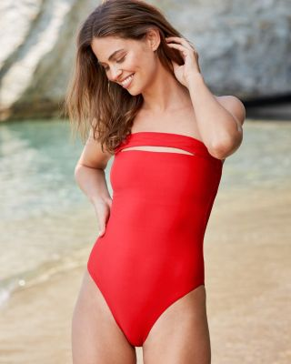 PilyQ Sabrina One-Piece