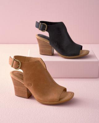 Born Morain Leather Shoes