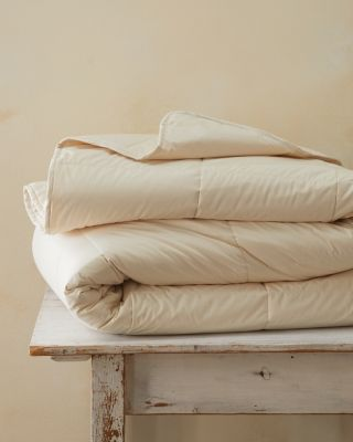 Washable Organic-Cotton-Filled Comforter