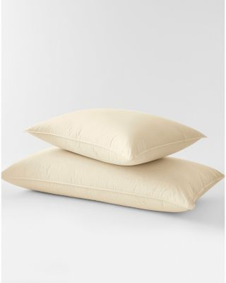 Washable Wool and Down Blend Pillow
