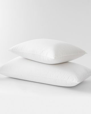 Heirloom European Washable White Goose Down Pillow