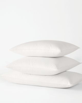 Washable Down and Feather Blend Pillow