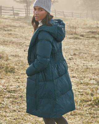 Women's Alpine Puffer Coat