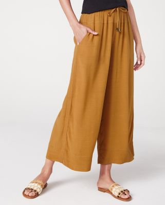Seaside Wide-Leg Lounge Pants by The Odells