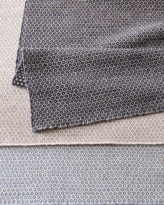 Dash and Albert Reversible Honeycomb Wool Rug