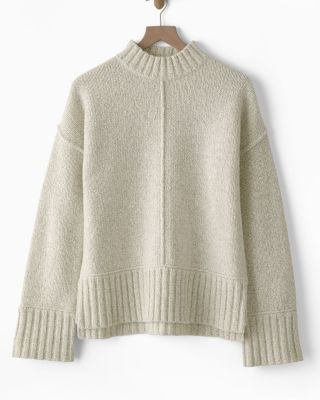 Women's Smartwool Meadow Bell-Sleeve Boxy Sweater