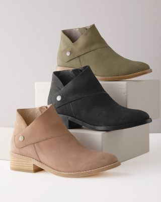 EILEEN FISHER Billie Ankle Boots