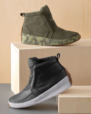 SOREL Out N About Slip-On Sneakers for Women