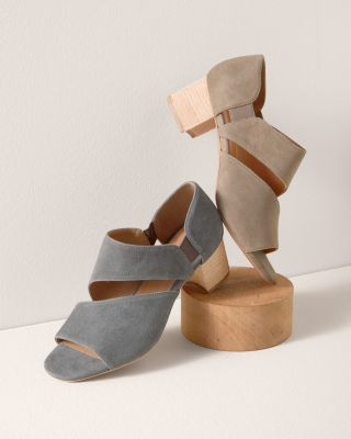 Darling Suede Shoes by Klub Nico
