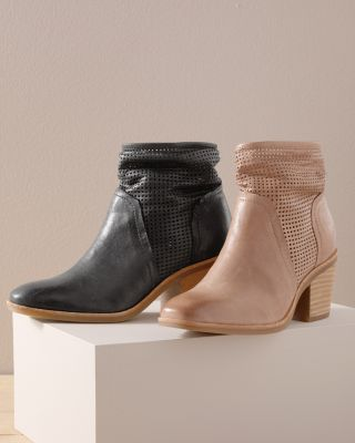Chantey Leather Boots by Sofft