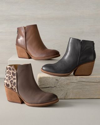 Kork-Ease Chandra Wedge Boots