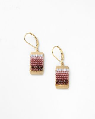 Ombre Earrings by Michelle Pressler