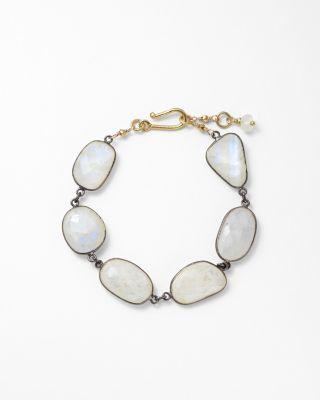 Moonstone Bracelet by Robindira Unsworth