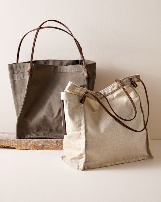Market Tote by Rough and Tumble