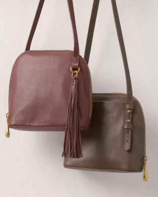Hobo Nash Leather Cross-Body Bag