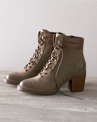 Born Descent Lace-Up Boots