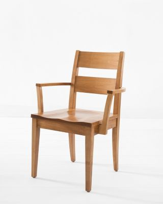 Walden Handcrafted Solid Wood Chair