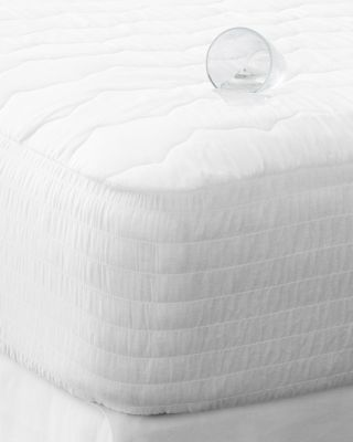 Waterproof Adjustable Cotton Mattress Pad